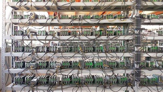 Где добывают биткоины: Фотографии с фермы криптовалюты в Китае. Изображение № 2.