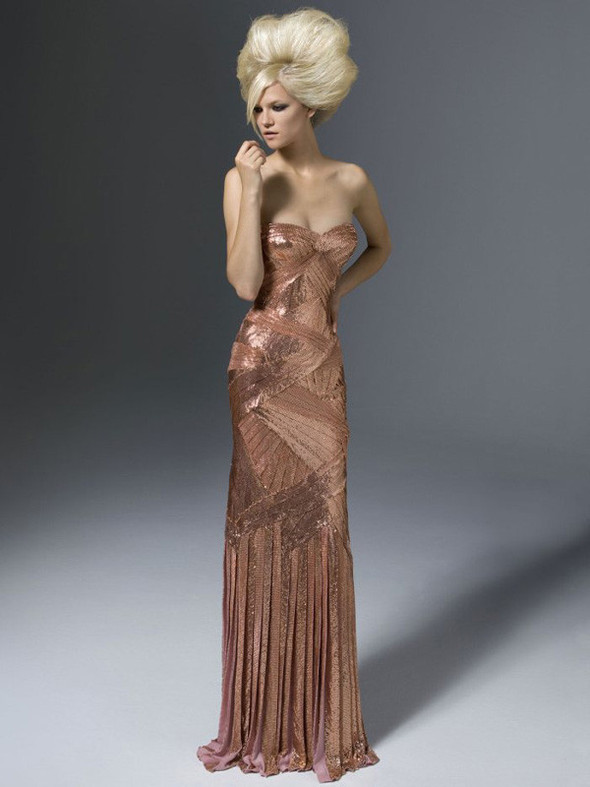 Лукбук: Atelier Versace FW 2011. Изображение № 23.