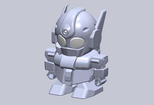 Краудфандинговый проект недели: Комплект для сборки робота RAPIRO. Изображение № 4.