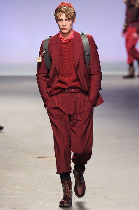 Началась Неделя мужской моды в Лондоне. Изображение № 12.