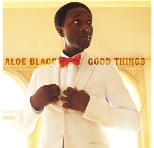 Треклист и обложка нового альбома Aloe Blacc. Изображение № 1.