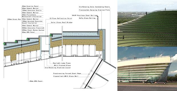 Архитектура дня: объединённые водно целое 4павильона. Изображение № 10.
