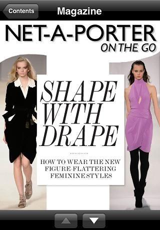 Новая эра моды: fashion приложения в твоем iPhone. Изображение № 12.