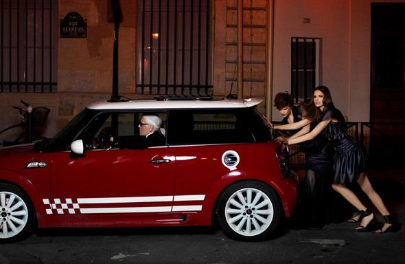 Съёмки: Elle, i-D и Vogue. Изображение № 4.