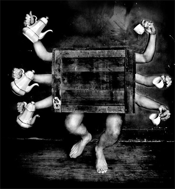 Экспрессивная депрессия Quentin Lenw'а. Изображение № 27.