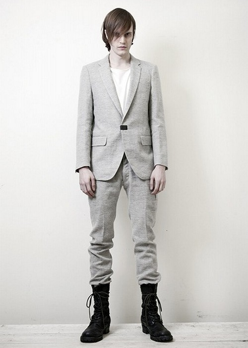NUDE AW 2011 HOMME. Изображение № 17.