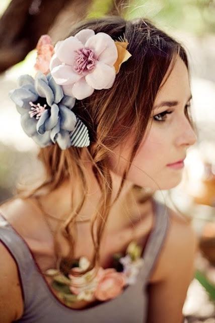 Цветы в волосах. Изображение № 8.