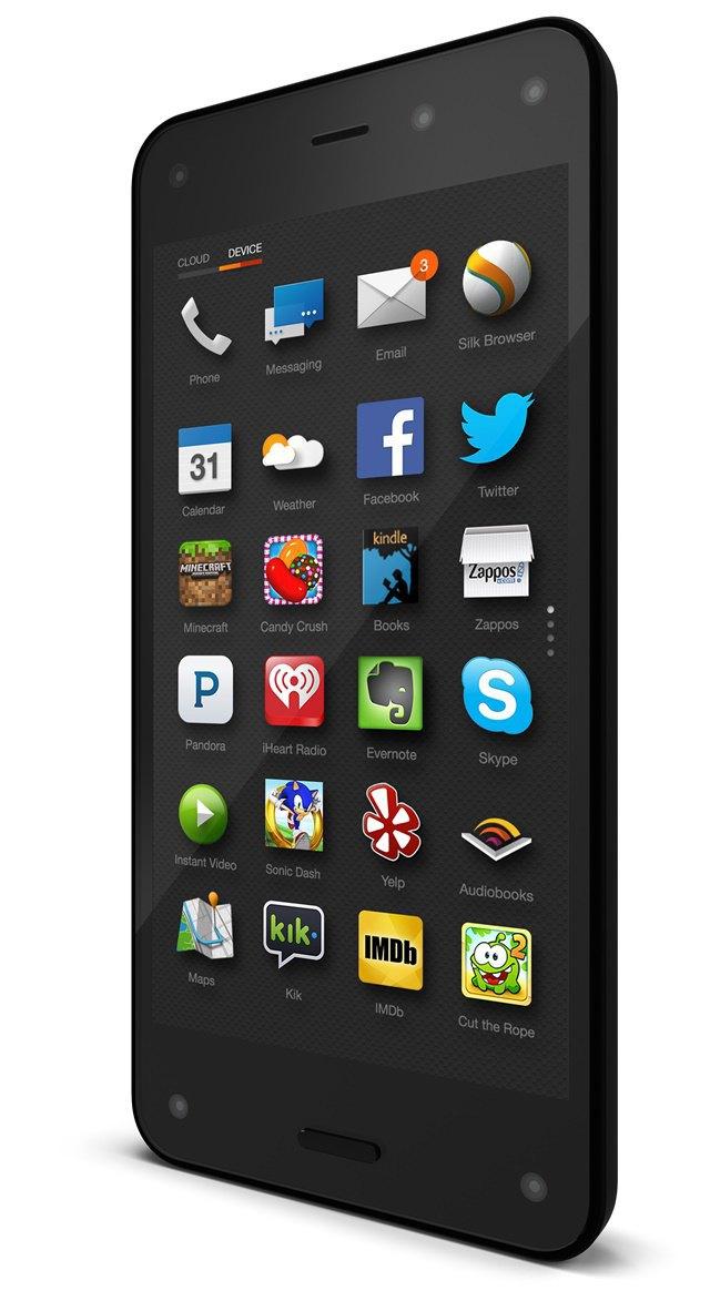 Amazon выпустил 3D-смартфон с функцией сканирования объектов . Изображение № 3.