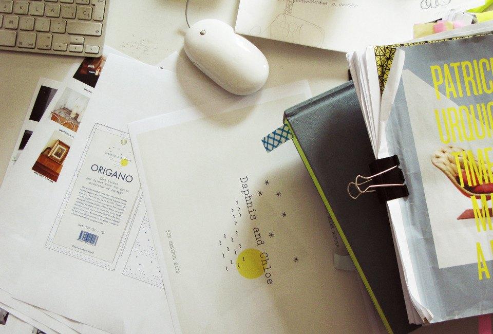 Рабочее место: Омар Соса, арт-директор журнала Apartamento. Изображение № 3.