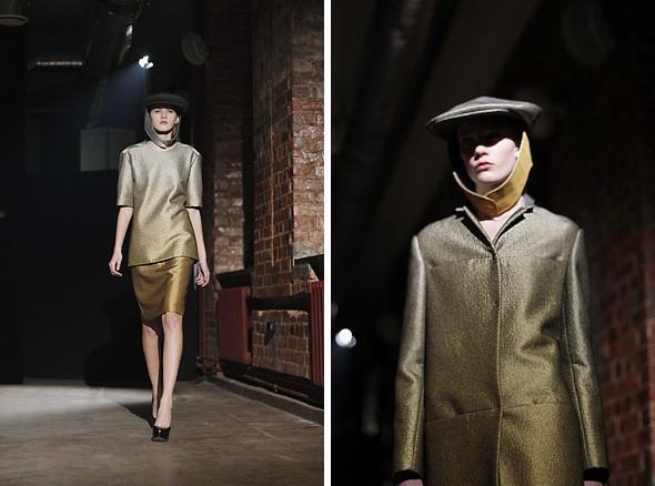Изображение 3. Bezous FW 2011: брюки со стрелками и платья-футляры.. Изображение № 3.