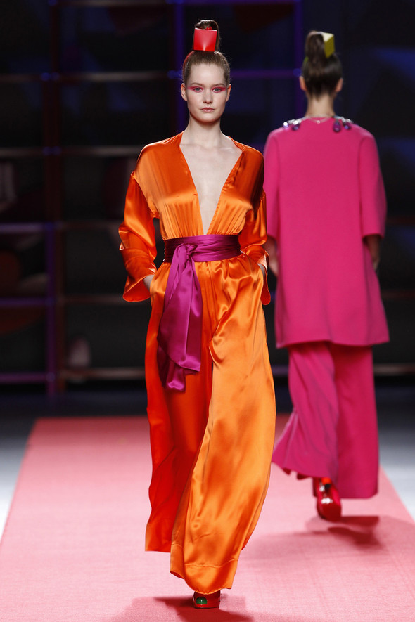 Madrid Fashion Week A/W 2012: Agatha Ruiz de la Prada. Изображение № 23.