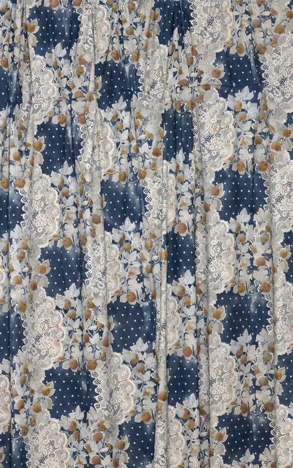 Ручная набойка по ткани: Е.А.Шнайдер и Н.Чурбакова. Изображение № 22.