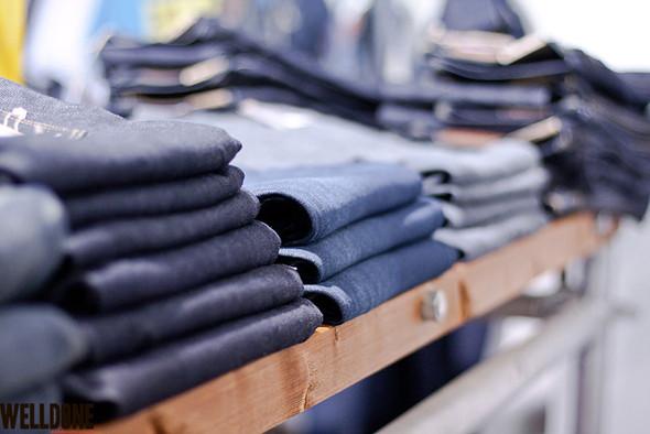 """Новый магазин одежды """"Welldone"""" в FLACON'е. Изображение № 39."""