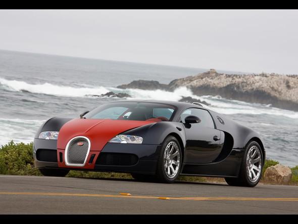 Bugatti Veyron FBGpar Hermes. Изображение № 5.