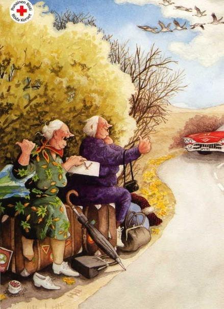 Запредельно веселая старость. Изображение № 11.