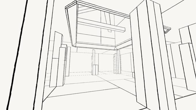 Чем заняться вечером: игра о «пространстве в виртуальном мире». Изображение № 2.