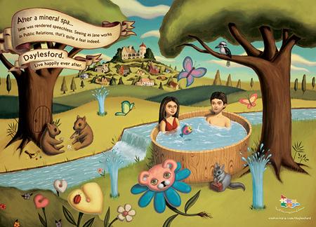 Художница-иллюстратор AnaBagayan. Изображение № 8.