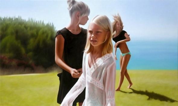 Солнечная живопись Каси Домански. Изображение № 10.
