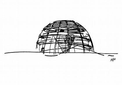 Фостеровский купол. Изображение № 2.
