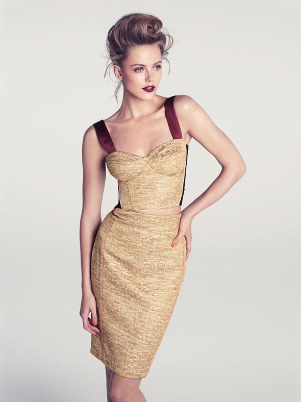 Лукбук: Фрида Густавссон для H&M Summer 2012. Изображение № 6.