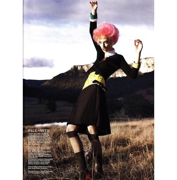 5 новых съемок: Harper's Bazaar, Qvest, POP и Vogue. Изображение № 3.