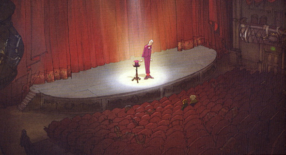 Премьера: «Иллюзионист». Изображение № 1.