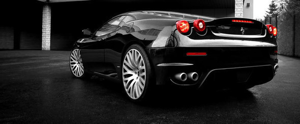 Ferrari F430 by Project Kahn. Изображение № 1.