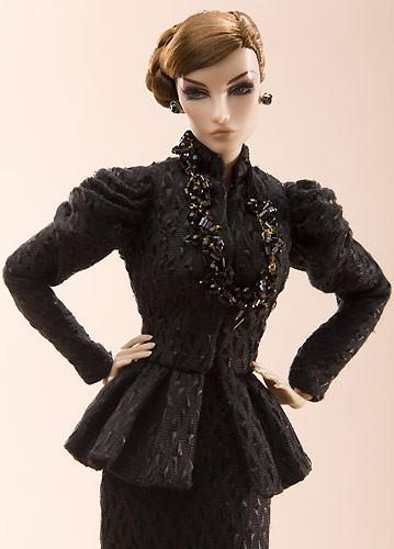 Fashion Royalty. Воплощенный кукольный гламур. Изображение № 22.