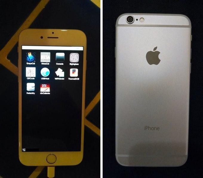 На eBay продают прототип iPhone 6 за 61 тысячу долларов. Изображение № 1.