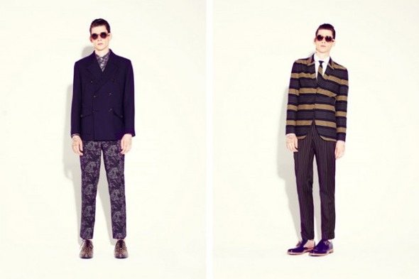 Новые мужские лукбуки Louis Vuitton, Marc Jacobs и Fred Perry. Изображение № 34.