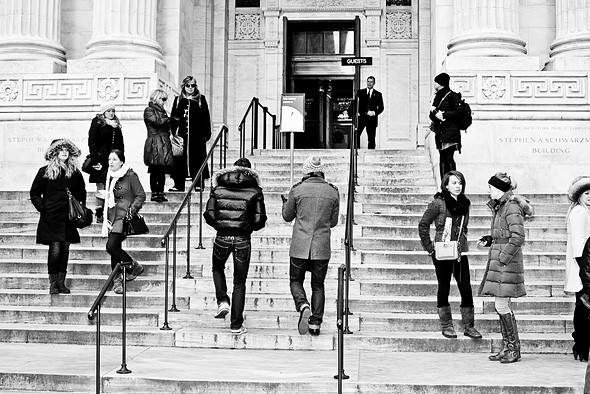 Неделя моды в Нью-Йорке: Репортаж. Изображение №43.