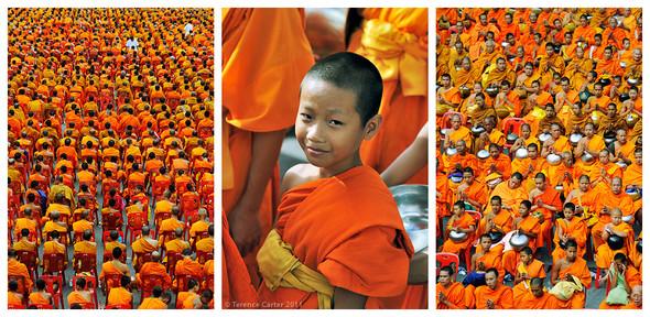 День Будды в Таиланде. Изображение № 3.
