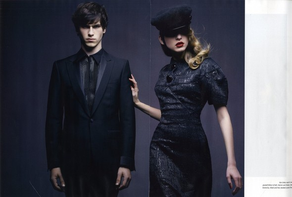 Интервью модели: Катя Константинова @ Al Model Management. Изображение № 10.