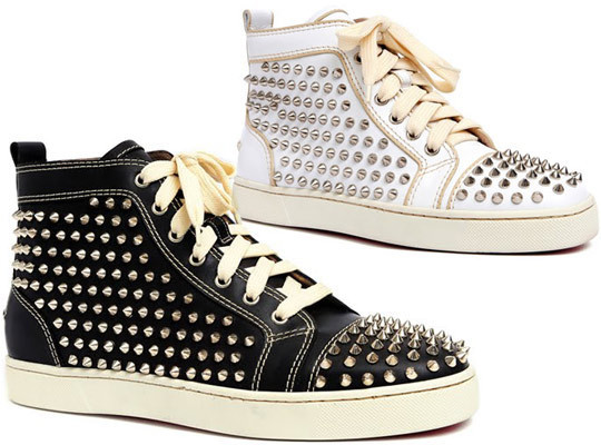 Изображение 9. Louis Sneaker от Christian Louboutin.. Изображение № 10.