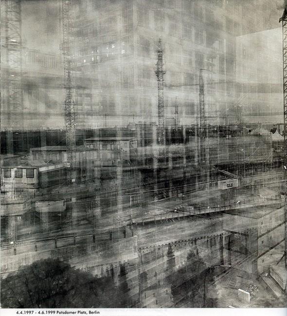 Сфотографировать Время! Проект Michael Wesely. Изображение № 5.