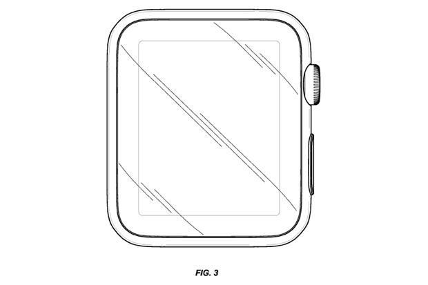 Apple запатентовала внешний вид Watch. Изображение № 3.