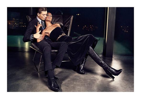 Изображение 53. Лукбуки: Gucci, Comme des Garcons, Burberry и другие.. Изображение № 53.