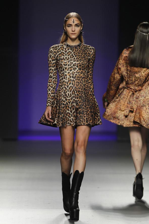 Madrid Fashion Week A/W 2012: Maria Escote. Изображение № 2.