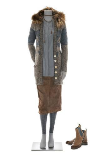 Brunello Cucinelli: лукбук осень-зима 2011/2012. Изображение № 77.