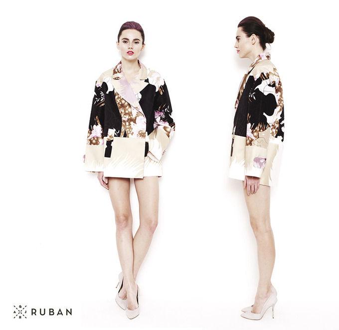 Ruban выпустили лукбук весенне-летней коллекции. Изображение № 15.