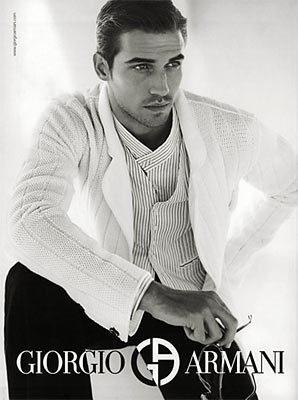Top10 Best Male Models (2008)20Jun08. Изображение № 3.