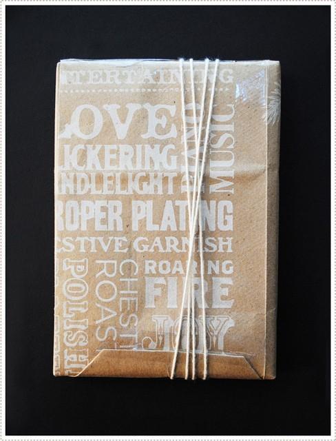 55 идей для упаковки новогодних подарков. Изображение № 133.