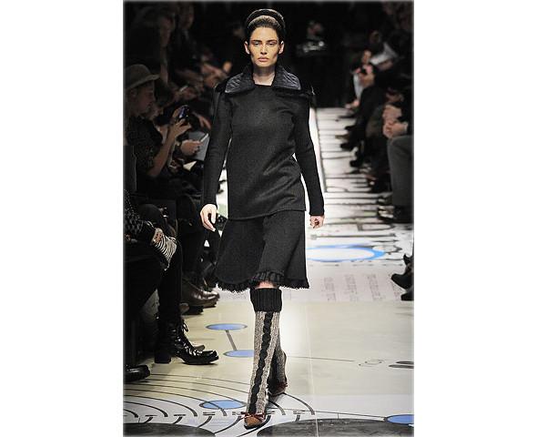 Показ Prada на Неделе моды в Милане. Изображение № 2.