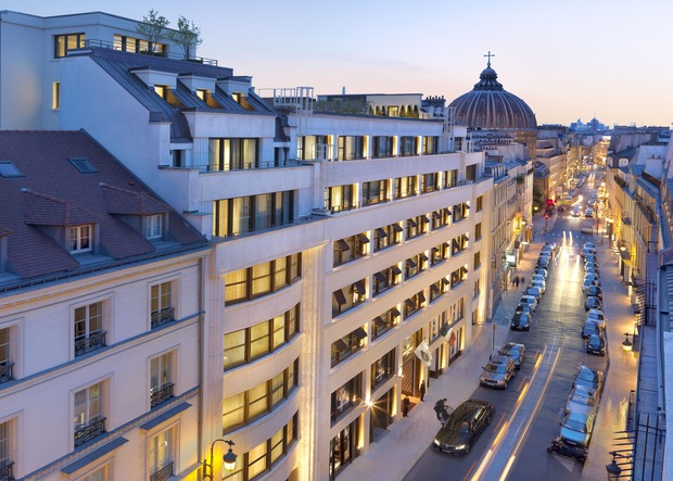 MANDARIN ORIENTAL PARIS. Изображение №1.