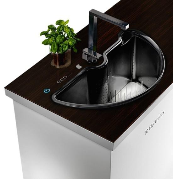 Экологическая посудомоечная машина. Изображение № 4.