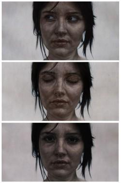 Vania Comoretti. Итальянская художница гиперреалистка. Изображение № 7.