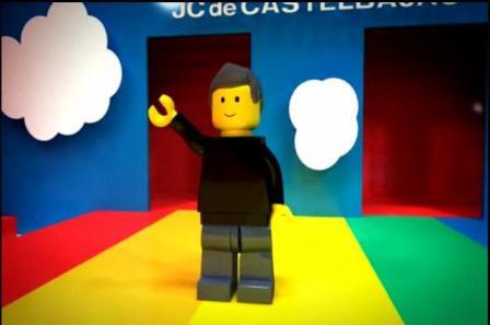Lego Jean-Charles deCastelbajac. Изображение № 7.