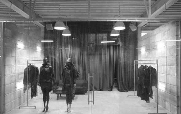 Изображение 1. ANTIPODIUM: pirosmani открывает первый бутик в Москве - 21 мая.. Изображение № 1.