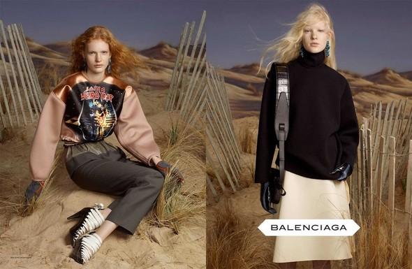 Кампании: Balenciaga, Celine, Dolce & Gabbana и другие. Изображение № 2.