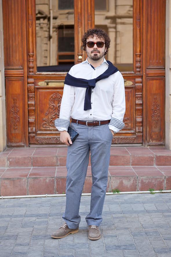 Baku Street Fashion | Spring 2012. Изображение № 32.